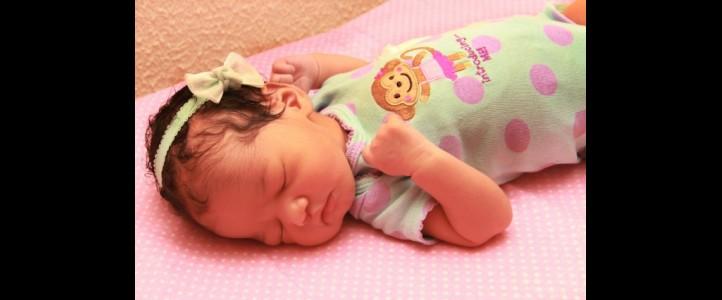 El embarazo y nacimiento de mi bebe